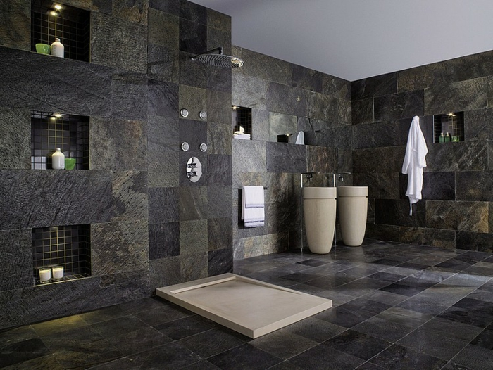 1001 id es pour l 39 agencement salle de bain qui va r aliser vos r ves. Black Bedroom Furniture Sets. Home Design Ideas