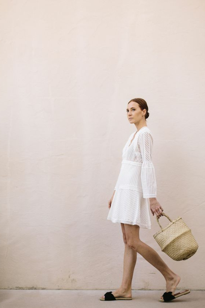 Idee pour s habiller classe veste a la mode robe courte manches