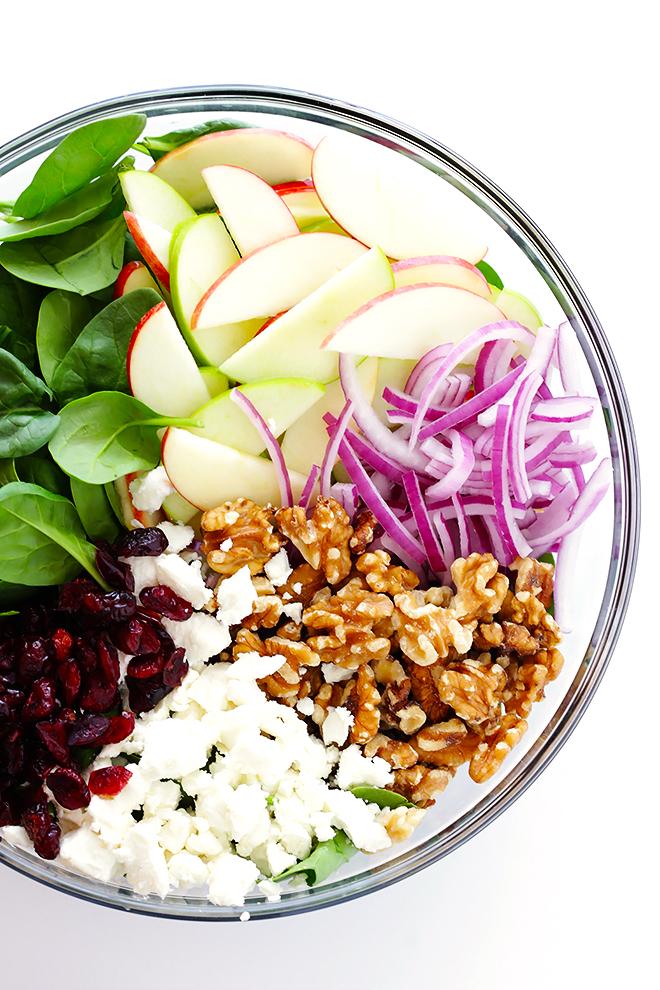 Idée quelle salade préparer pour votre déjeuner sain manger beauté des légumes