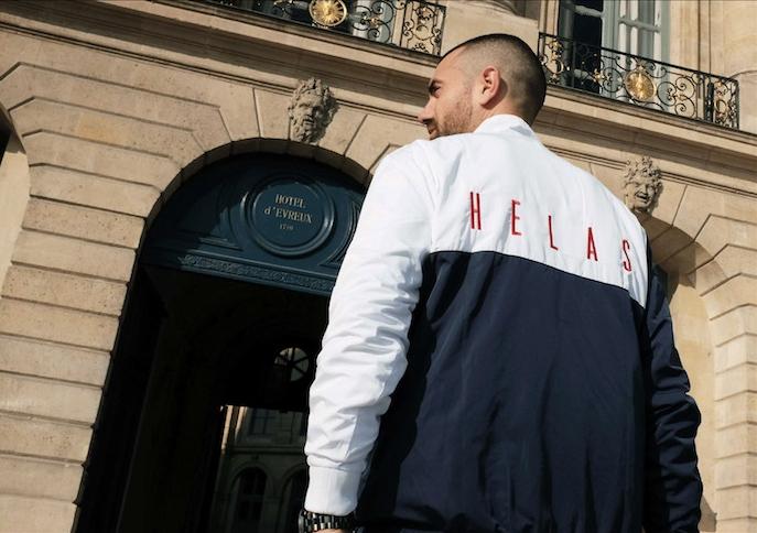 hélas caps survetement style lacoste connection marques francaises streetwear francais