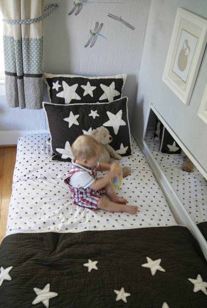 Chambre Montessori U2013 Plusieurs Conseils Déco Et Modèles De Chambre Enfant  Originaux | Chambre Bébé ...