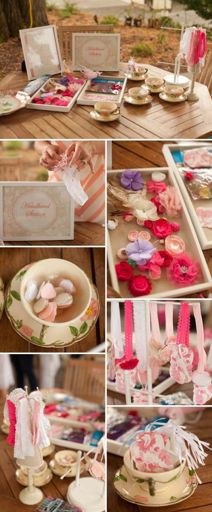 activités ludiques et créatives pour animer une baby shower, idées de jeux baby shower