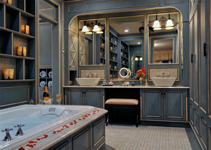 L'agencement salle de bain belle salle de bain grand décoration