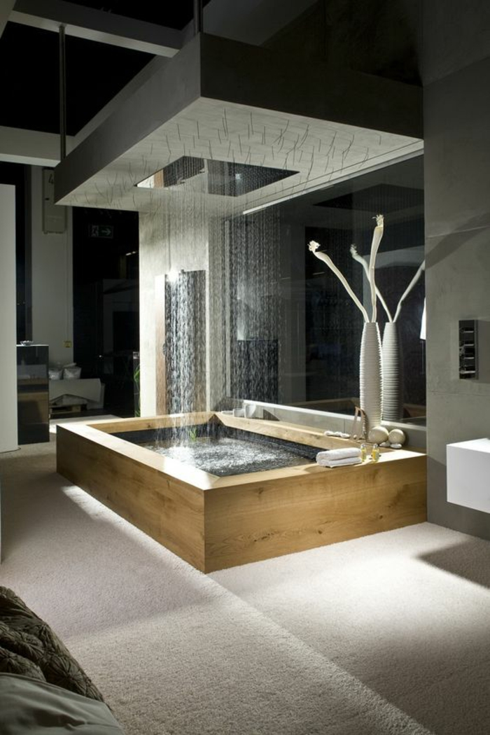 Salle de bain beige et gris salle de bain bleu ou blanc décoration