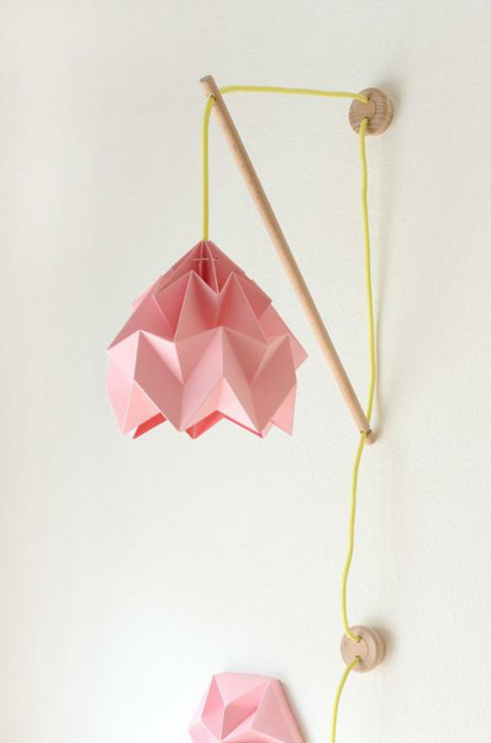 luminaire origami lamp lovanga tags light geometric bulb skyscraper paper lights with luminaire. Black Bedroom Furniture Sets. Home Design Ideas