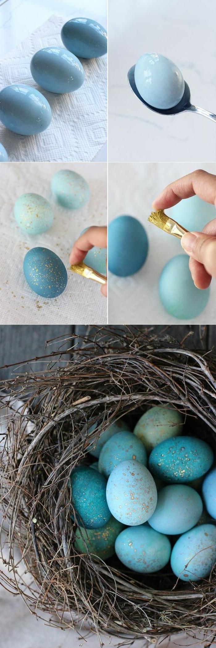 Oeufs de Pâques à décorer oeuf de pâques