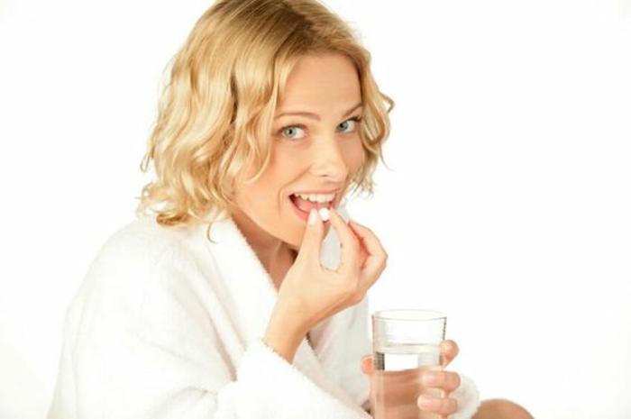 suprabiotique à prendre avec de l'eau action belle peau
