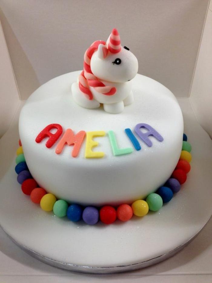 gateau d anniversaire fille unicorne recette de gateau d anniversaire pour amelie