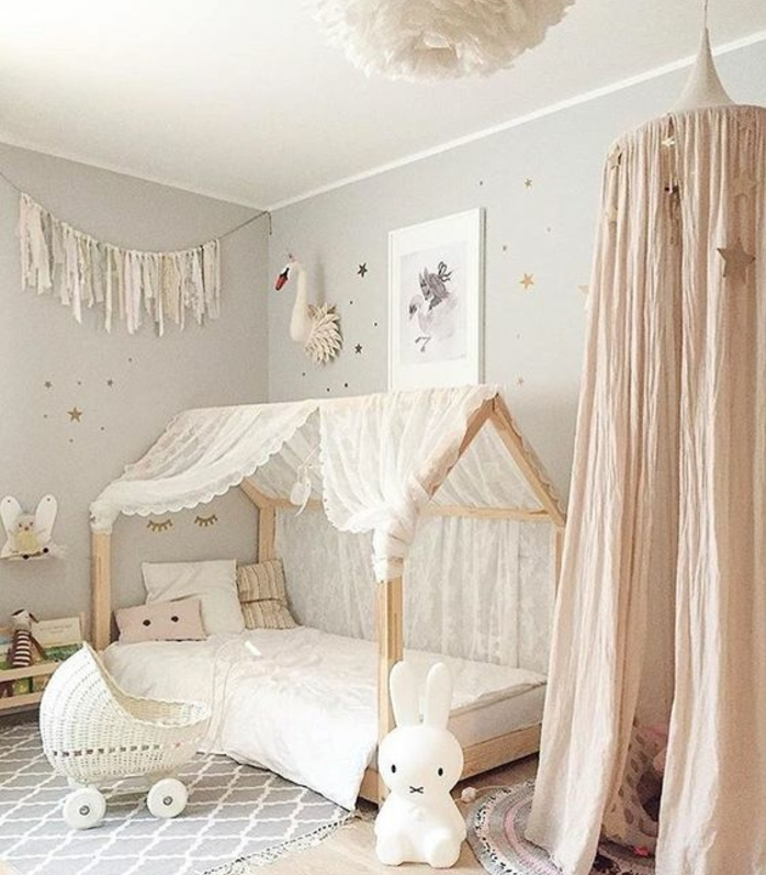 Bedroom Colours 2015 Uk Baby Bedroom Wall Art Dark Grey Carpet Bedroom Interior Design For One Bedroom Apartment: 1001+ Idées Pour Aménager Une Chambre Montessori