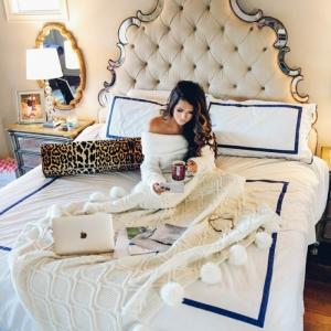 Apporter de la chaleur dans la chambre à coucher avec un lit douillet