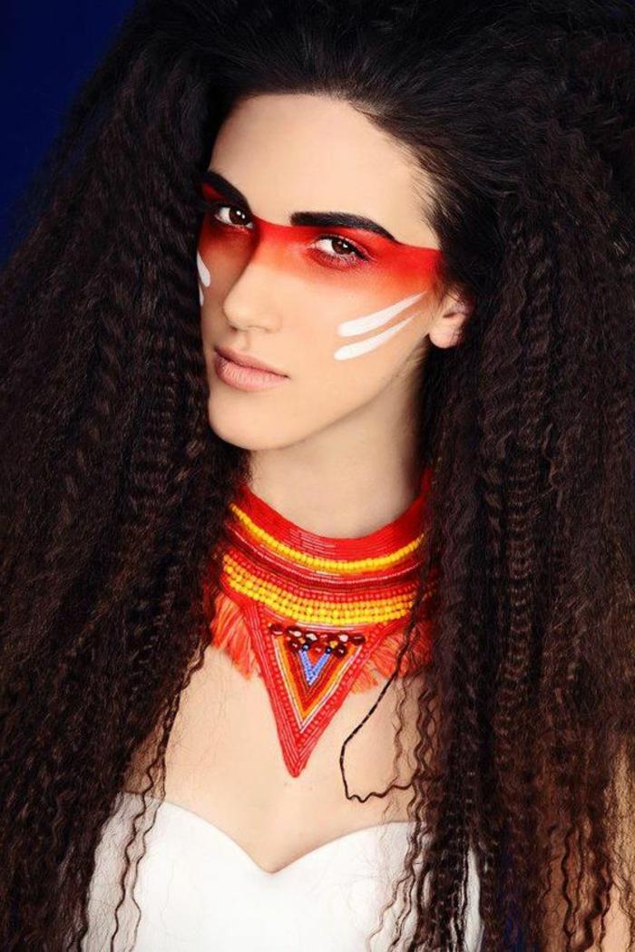 Comme utiliser le masque pour les cheveux de la mamie agafi