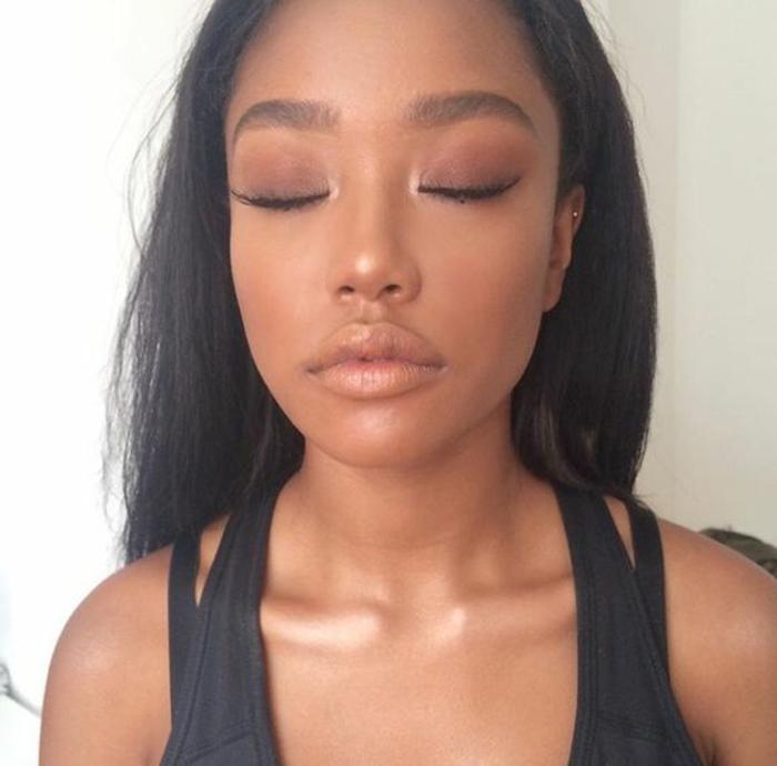 maquillage naturel, se maquiller comme un maître