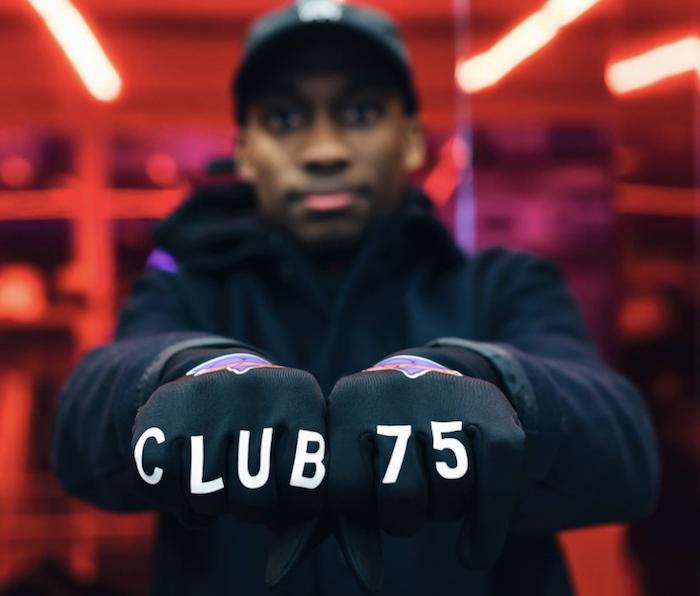 club 75 vetement streetswear paris ed banger gants