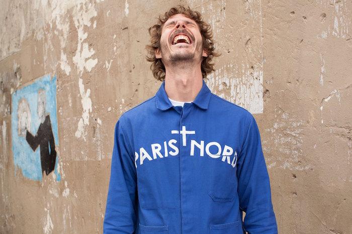 paris nord vetement veste travail bleu marque streetwear vetements france