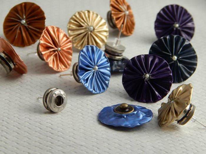 Top ▷ 1001+ idées de bijoux en capsules nespresso pour s'inspirer WY89