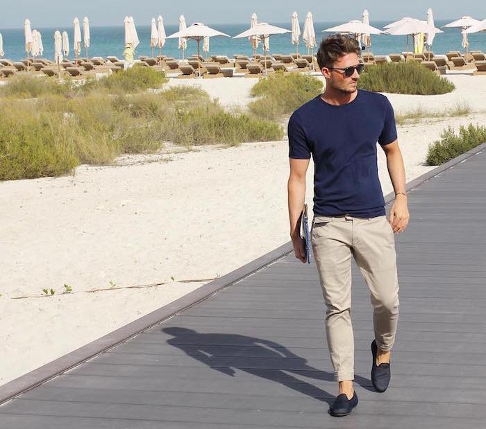 31c38288a336 Comment bien porter le pantalon chino homme ...