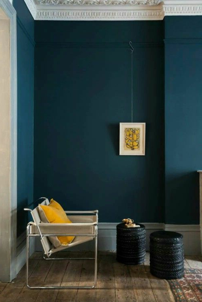 bleu vert canard simple peinture cuisine bleu cuisine bleu canard sur pinterest bleu canard. Black Bedroom Furniture Sets. Home Design Ideas
