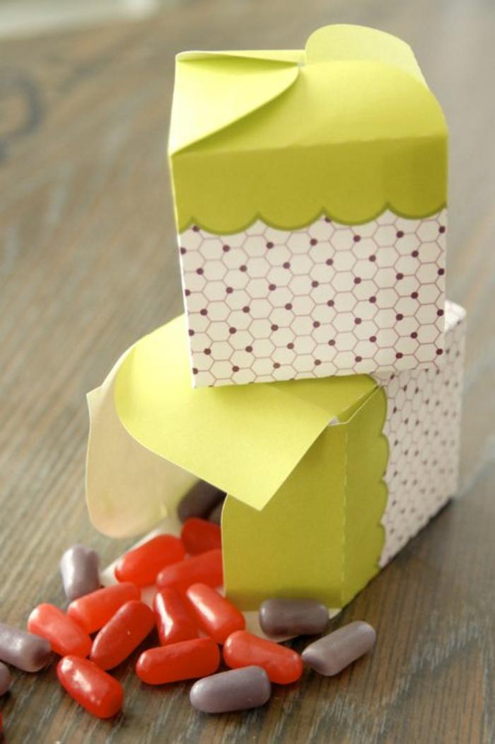 Magnifique idée cadeau invité anniversaire faire soi meme bonbon