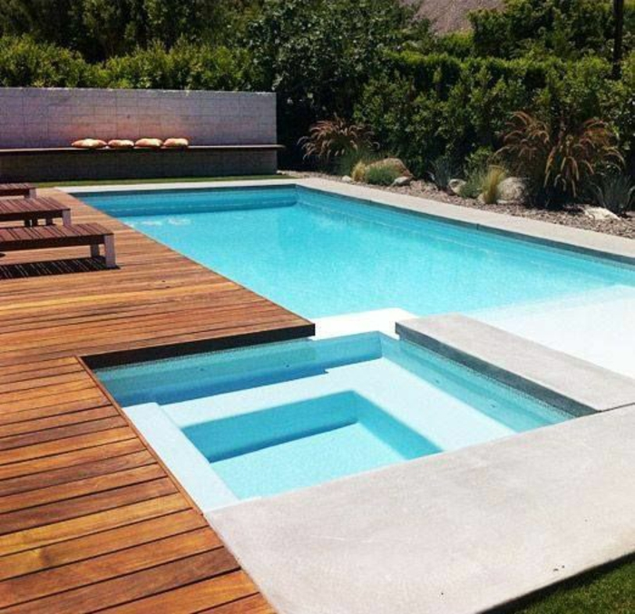 1001 Idees D Amenagement D Un Entourage De Piscine