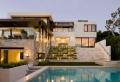 Sublimer sa vie avec la maison contemporaine en construction moderne