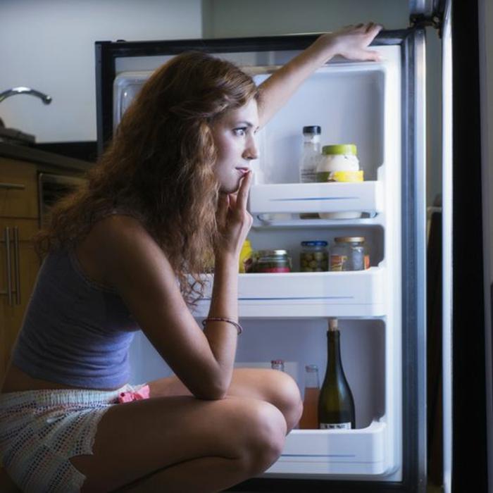 les probiotiques dans le frigo à votre disposition toujours