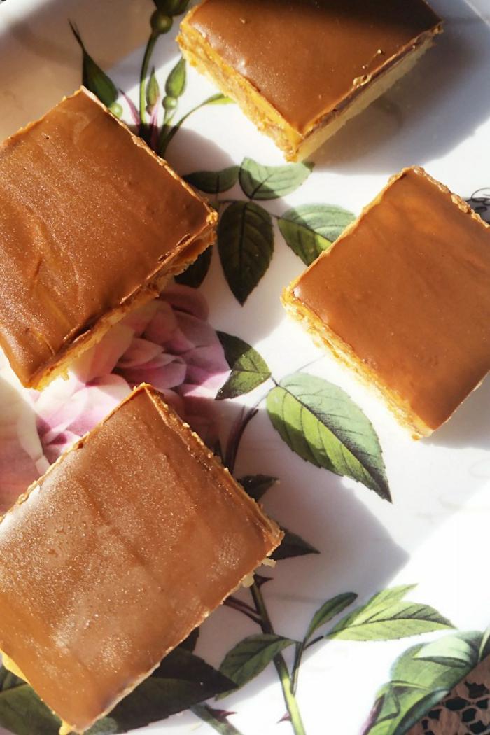 recette gateau sans oeuf avec glaçage de chocolat
