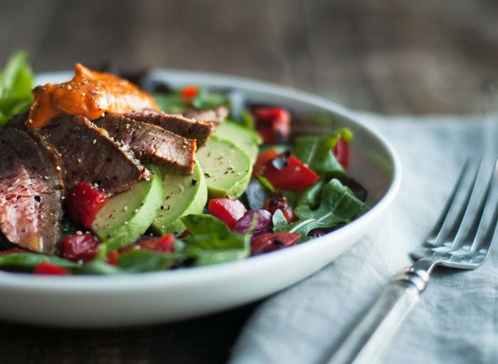Panier à salade idée la salade mariage les salades originale