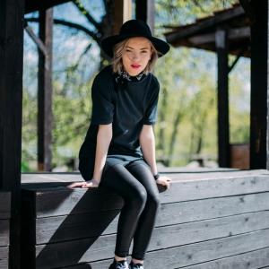 Pourquoi les femmes adorent s'habiller en noir? Plus de 70 bonnes raisons