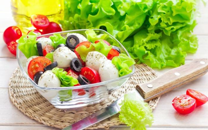 Salade de crudités recette froide salade composée d hiver grec variation