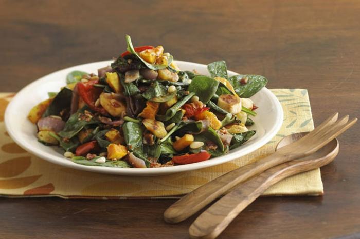 Salade composée originale pour buffet froid