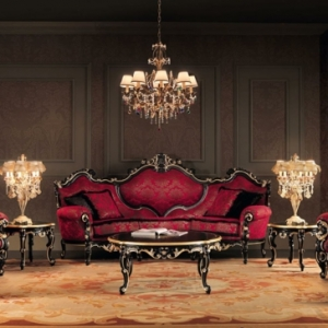 Magnifiez votre intérieur avec une déco baroque - plusieurs conseils et photos impressionnantes