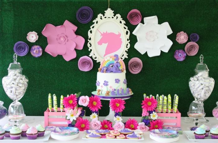 délicieux gâteau anniversaire fille le gateau d anniversaire facile à faire déco anniversaire enfant