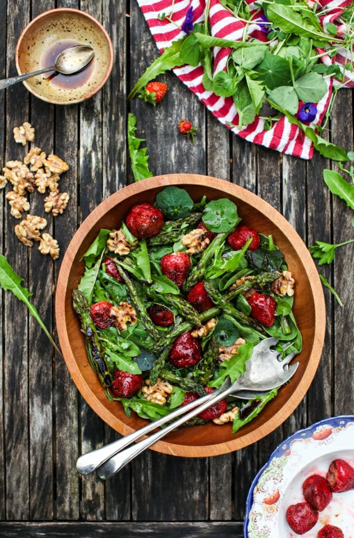 Les salades composées – cool idée comment préparer belle photo