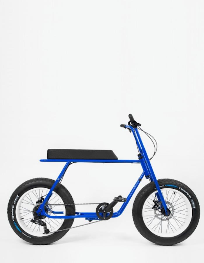 Vélo Coast Cycles original bleu colette 20 ans Buzzraw