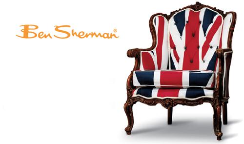 marque connue vetement ben sherman