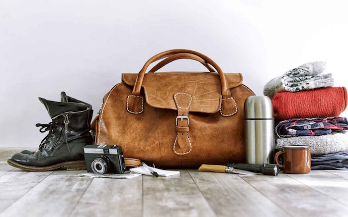 trouver le sac weekend homme idéal parmi 10 modèles