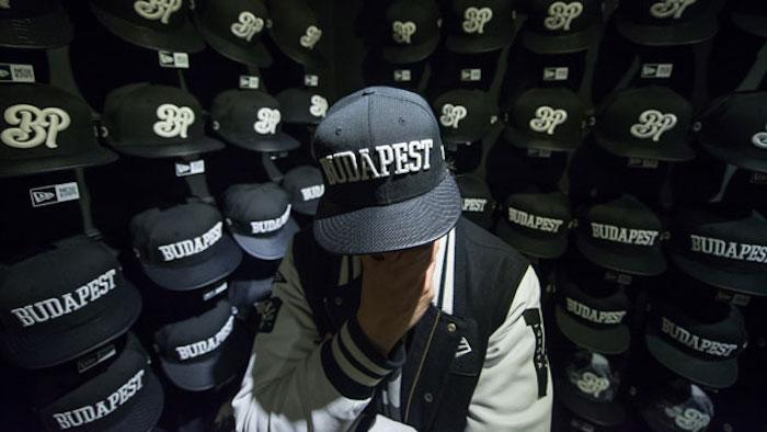 bp clothing budapest new era collab marque hongrie
