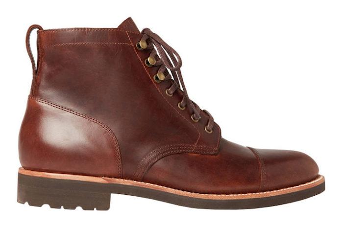 Bottes homme trench Kenton J Crew minelli boots chaussure montant homme bottine chelsea bottines cuir
