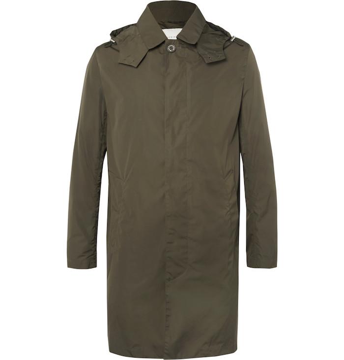 vetement pluie manteau homme imper Mackintosh