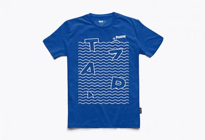 Tee shirt Maestral 2.0 dechko tzar shopping belgrade serbie