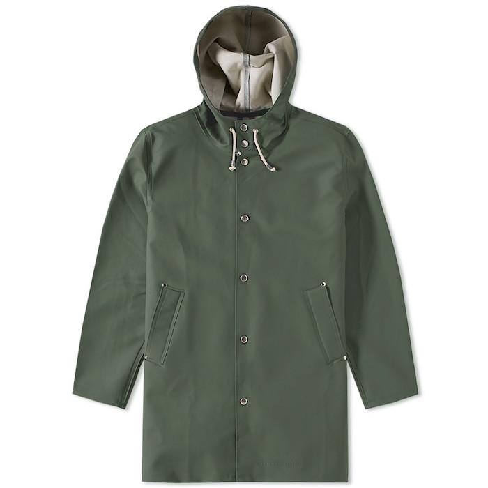 manteau homme imperméable Stockholm Stutterheim raincoat