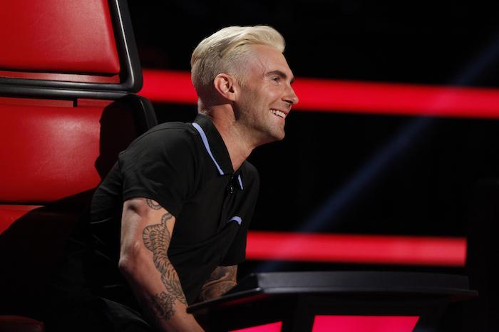 adam levin teinture cheveux homme blond vénitien clair