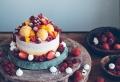 Comment préparer le plus délicieux gâteau aux fruits