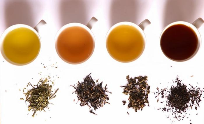une coloration naturelle des cheveux à base d'ingrédients végétaux, coloration au thé pour chaque couleur de cheveux naturelle