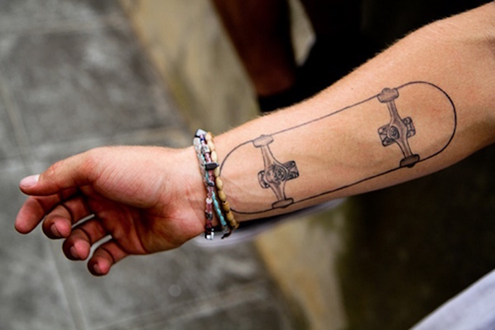 1001 Idees Tatouage Sur L Avant Bras Tel Une Carte De Visite