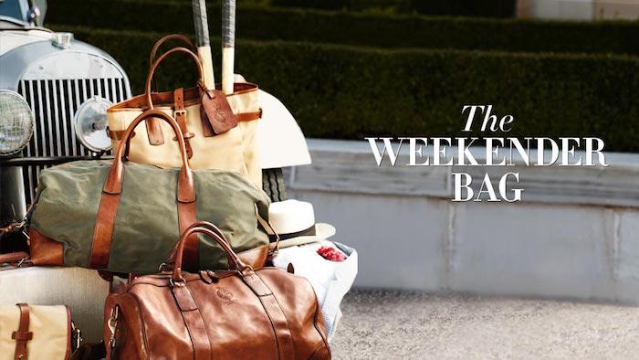 collection bagagerie sac de sport homme ralph lauren weekenders