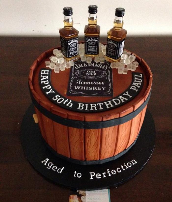 Photo dessert pour anniversaire gateau anniversaire original facile