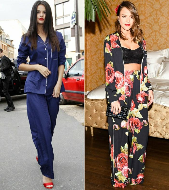 Comment bien s habiller femme avion tenue tailleur pyjama