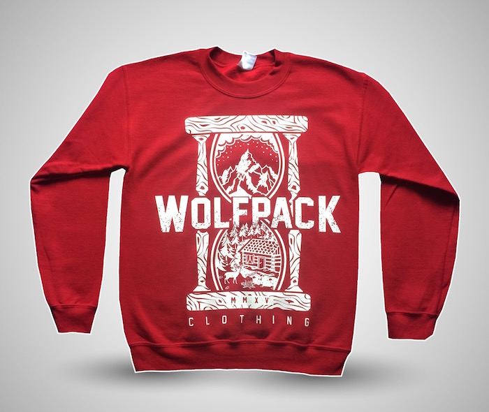 Wolfpack Clothing bratislava slovaquie vetements urbains est