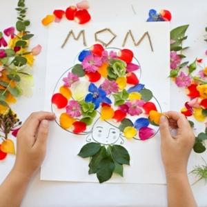 Cadeau fête des mères à fabriquer - plusieurs projets et idées DIY sympas